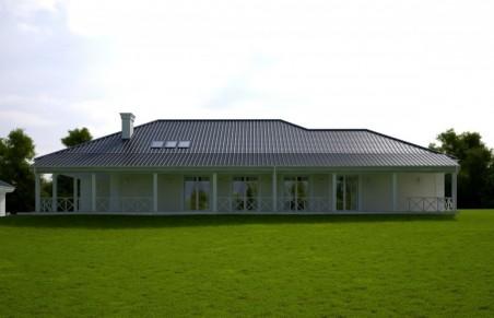 GARAŻ APG-3 wersja B budynek gospodarczy