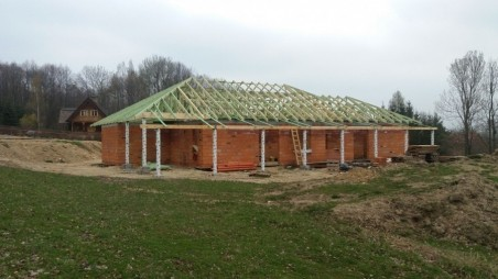 AGAT wersja B dach 32 stopnie