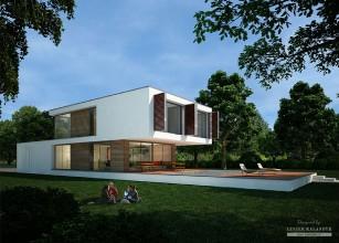 LK&994 projekt domu...