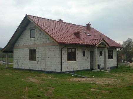 Kosztorys do projektu Dom w srebrzykach (G2)