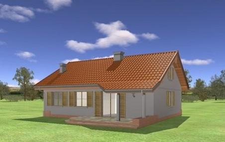 Dom w kokoryczkach (G2)