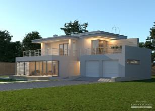Dom przy Cyprysowej 15 K2