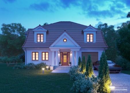 Dom przy Oliwkowej 3 N