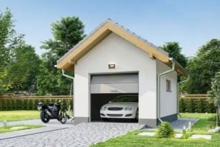 Garaż G1A-PLUS