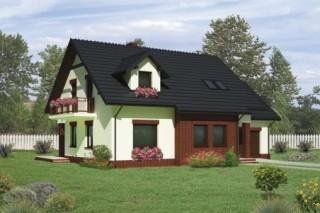 Dom z klasą C240