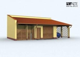 G120 garaż dwustanowiskowy...