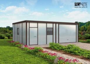 GB4 projekt garażu...