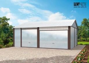 GB11 projekt garażu...