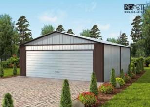 GB22 projekt garażu...