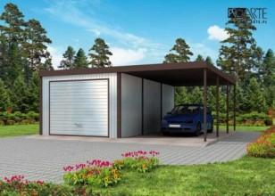 GB31 projekt garażu...