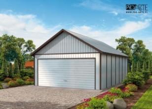 GB47 projekt garażu...