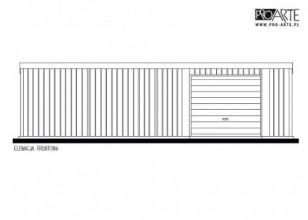 GB58 projekt garażu...