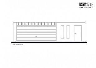 GB61 projekt garażu...