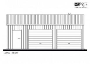 GB36 projekt garażu...