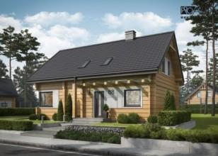 TRYPOLIS 5 projekt domu z...