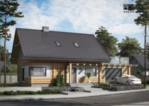 TRYPOLIS 3 projekt domu z...