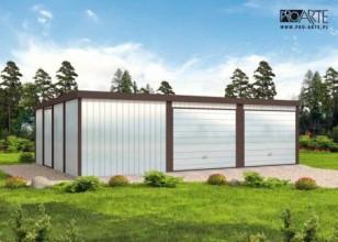 GB7 projekt budynku...