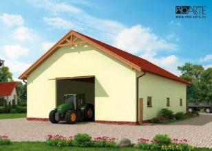 G229B budynek gospodarczy