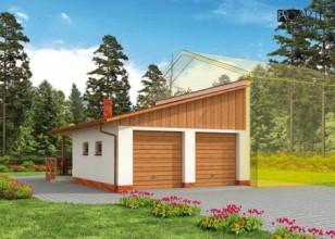 GP12 projekt budynku...