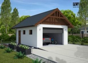 G339A garaż...