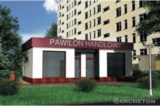 Pawilon handlowy 07