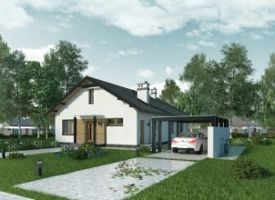 Własny dom - wariant I C303a