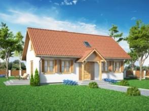 domek Bieszczadzki (018 SK)