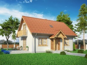domek w Lipowej (019 SK v3)