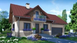 Dom w Oregonie 2G