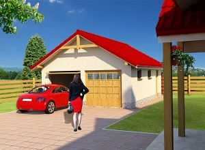 Projekt Garażu -...