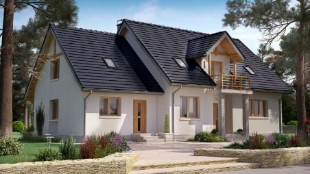 Dom przy Sosnowej