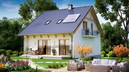 Dom przy Grabowej