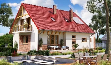 Dom przy Stokrotek
