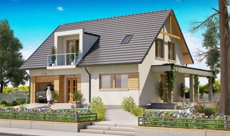 Dom przy Orzechowej