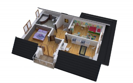 Dom przy Zawilcowej