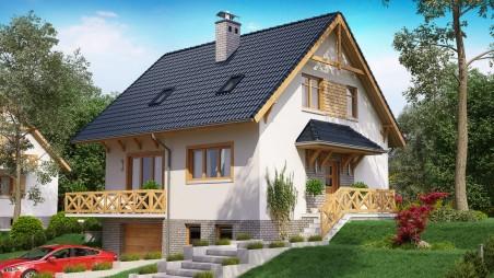 Dom przy Słonecznikowej