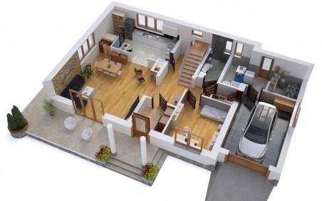 Dom przy Sielskiej 3