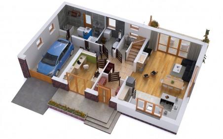 Dom przy Cyprysowej 4