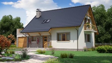 Dom przy Cyprysowej 16