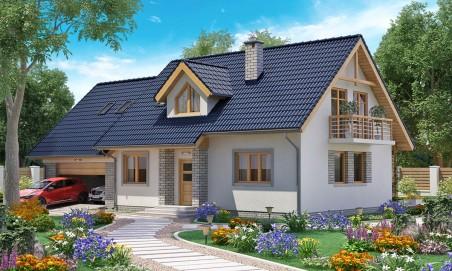 Dom przy Fiołkowej 2
