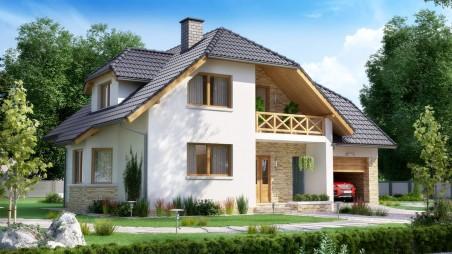 Dom przy Rubinowej 3