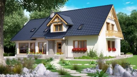Dom przy Alabastrowej