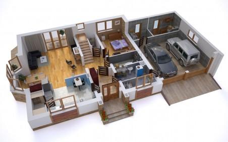 Dom przy Bukowej 3