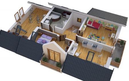 Dom przy Przyjemnej 7