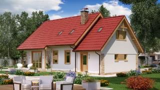 Dom przy Pastelowej 2 bis