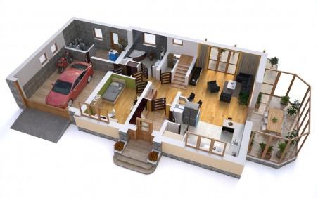 Dom przy Alabastrowej 11
