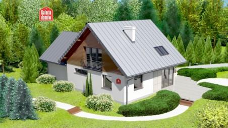 G19 - Budynek garażowo - gospodarczy
