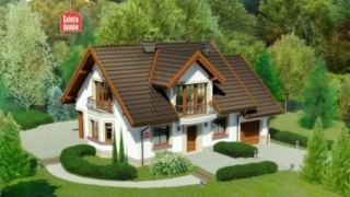 Dom przy Cyprysowej 14 D