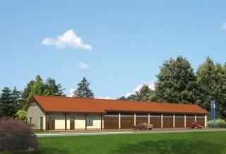 Budynek usługowy UC04